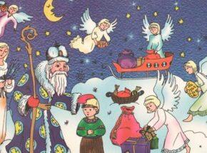 """ТОВ """"Дім на Пушкінській"""" вітає з Днем святого Миколая!"""