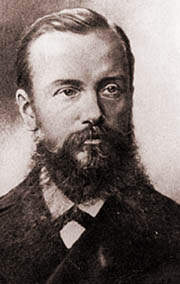 Photo architect Vladimir Nikolaev