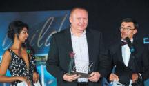 «Недвижимость столицы» наградили на IBUILD